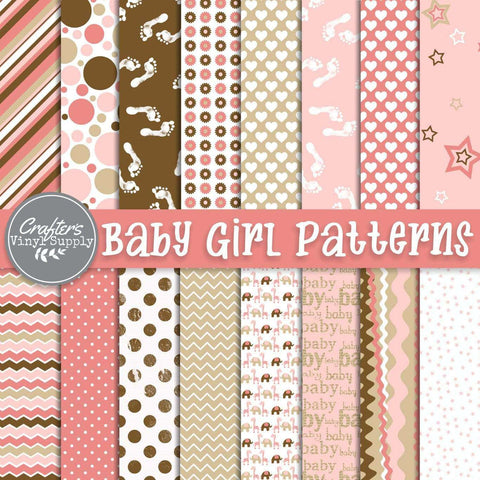 Baby Girl Patterns
