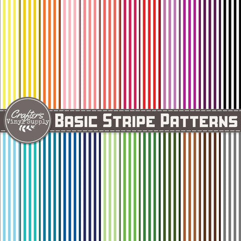 Basic Stripe Patterns