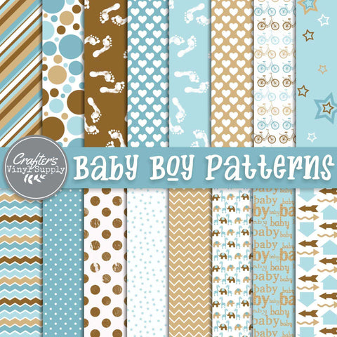 Baby Boy Patterns