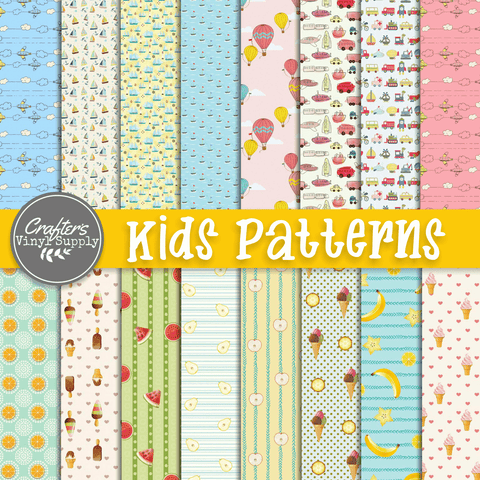 Children's Patterns