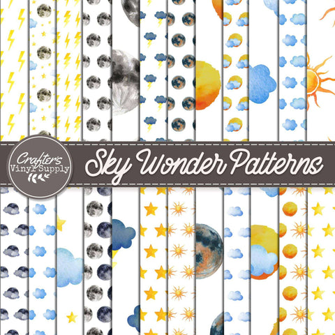 Sky Wonder Patterns