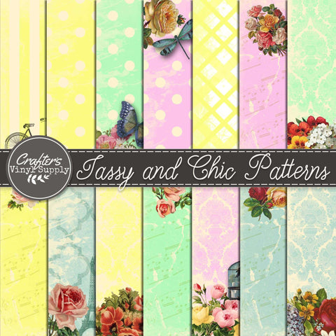 Sassy and Chic Patterns