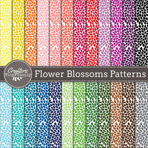 Flower Blossoms Patterns
