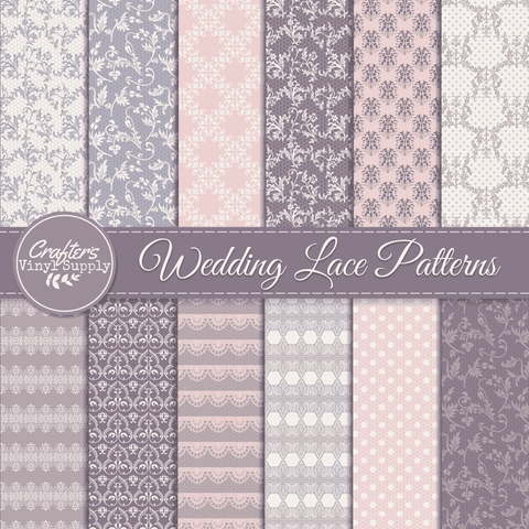 Wedding Lace Patterns