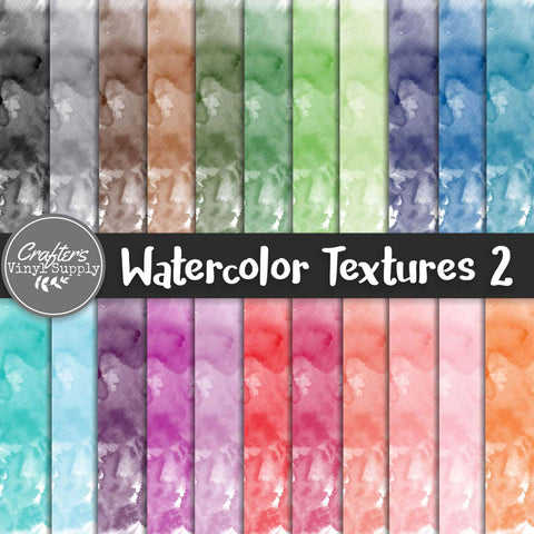 Watercolor Textures 2
