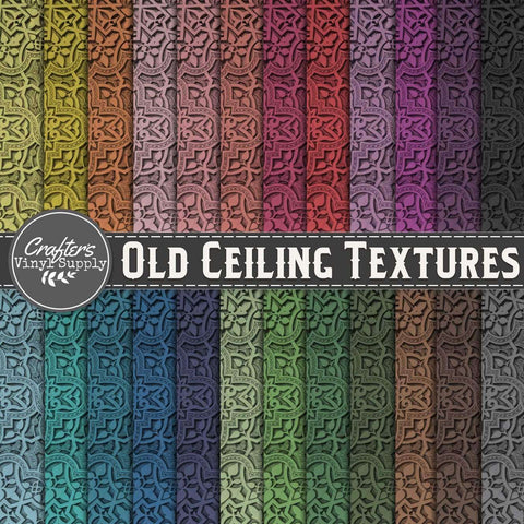 Old Ceiling Textures