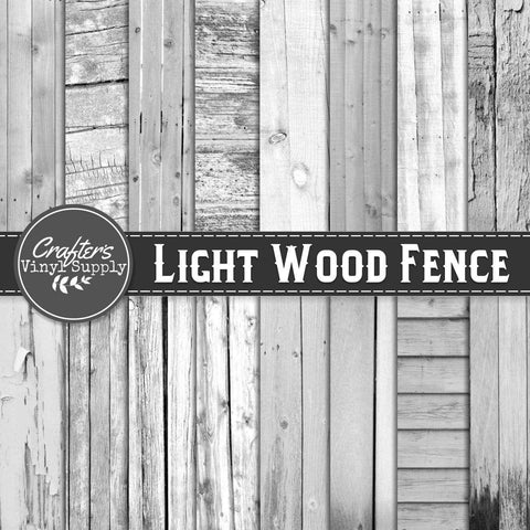 Light Wood Fence Textures