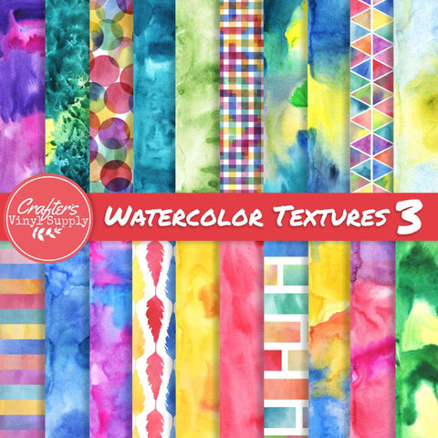 Watercolor Textures 3