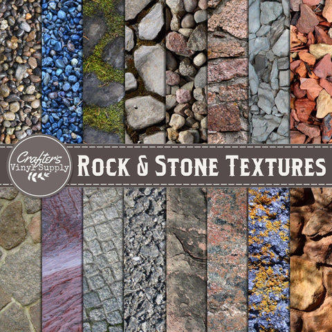 Rock and Stone Textures