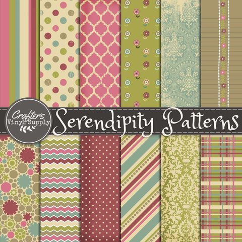 Serendipity Patterns