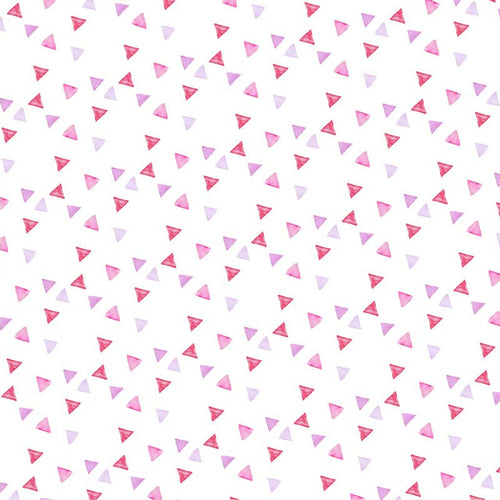 Valentine Triangles - Pattern Vinyl and HTV