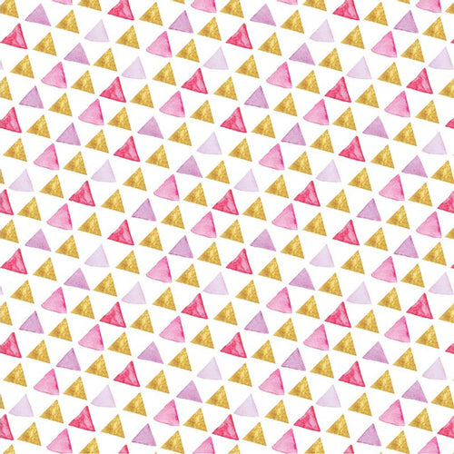 Triangle Stripes - Pattern Vinyl and HTV