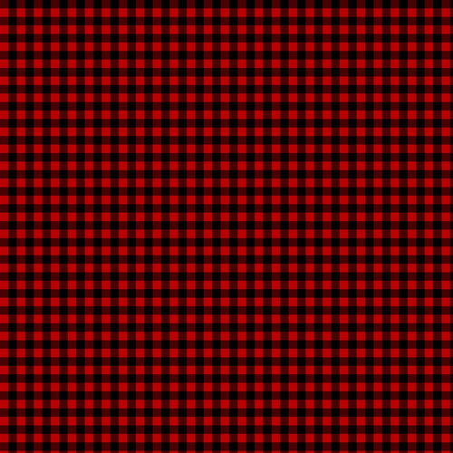 Buffalo Plaid - Small Squares (6mm squares) - Pattern Vinyl and HTV