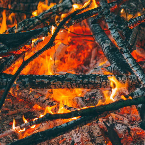 Fire and Flames 02 - Pattern Vinyl and HTV
