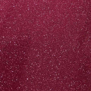 "Crafter's Vinyl Supply Cut Vinyl 12"" x 1 Yard Authentic Glitter - Rose Quartz by Crafters Vinyl Supply"