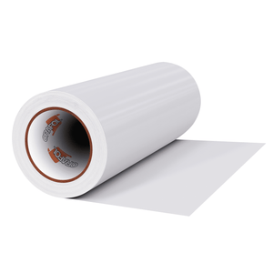 "Crafter's Vinyl Supply Cut Vinyl 12"" x 1 Yard ORACAL® 631 Vinyl - 000 Transparent - Matte Finish by Crafters Vinyl Supply"