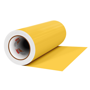 "Crafter's Vinyl Supply Cut Vinyl 12"" x 1 Yard ORACAL® 631 Vinyl - 022 Light Yellow - Matte Finish by Crafters Vinyl Supply"