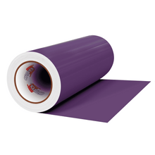 "Load image into Gallery viewer, Crafter's Vinyl Supply Cut Vinyl 12"" x 1 Yard ORACAL® 631 Vinyl - 040 Violet - Matte Finish by Crafters Vinyl Supply"