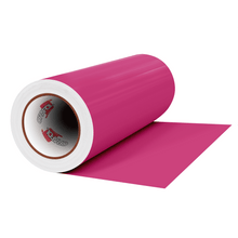 "Load image into Gallery viewer, Crafter's Vinyl Supply Cut Vinyl 12"" x 1 Yard ORACAL® 631 Vinyl - 041 Pink - Matte Finish by Crafters Vinyl Supply"