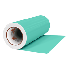 "Load image into Gallery viewer, Crafter's Vinyl Supply Cut Vinyl 12"" x 1 Yard ORACAL® 631 Vinyl - 055 Mint - Matte Finish by Crafters Vinyl Supply"
