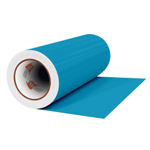 "Load image into Gallery viewer, Crafter's Vinyl Supply Cut Vinyl 12"" x 1 Yard ORACAL® 631 Vinyl - 174 Teal - Matte Finish by Crafters Vinyl Supply"