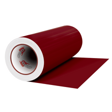 "Load image into Gallery viewer, Crafter's Vinyl Supply Cut Vinyl 12"" x 1 Yard ORACAL® 631 Vinyl - 312 Burgundy - Matte Finish by Crafters Vinyl Supply"