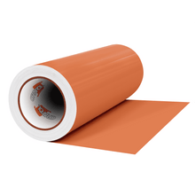 "Load image into Gallery viewer, Crafter's Vinyl Supply Cut Vinyl 12"" x 1 Yard ORACAL® 631 Vinyl - 391 Persimmon - Matte Finish by Crafters Vinyl Supply"