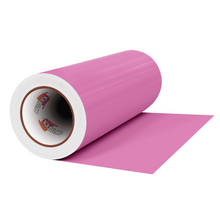 "Load image into Gallery viewer, Crafter's Vinyl Supply Cut Vinyl 12"" x 1 Yard ORACAL® 631 Vinyl - 428 Bubblegum - Matte Finish by Crafters Vinyl Supply"
