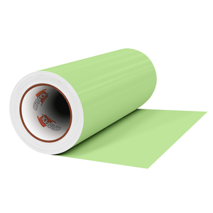 "Crafter's Vinyl Supply Cut Vinyl 12"" x 1 Yard ORACAL® 631 Vinyl - 495 Key Lime Pie - Matte Finish by Crafters Vinyl Supply"