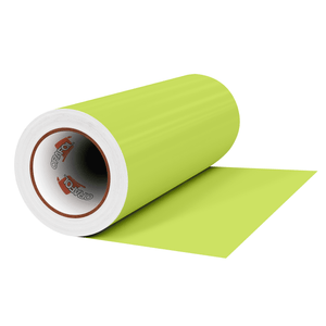 "Crafter's Vinyl Supply Cut Vinyl 12"" x 1 Yard ORACAL® 631 Vinyl - 622 Pastel Green - Matte Finish by Crafters Vinyl Supply"