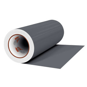 "Crafter's Vinyl Supply Cut Vinyl 12"" x 1 Yard ORACAL® 631 Vinyl - 752 Storm Grey - Matte Finish by Crafters Vinyl Supply"