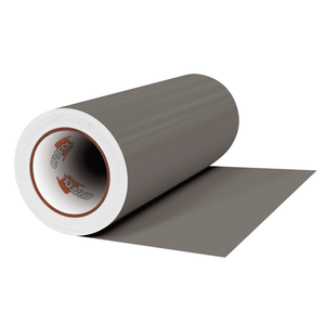 "Crafter's Vinyl Supply Cut Vinyl 12"" x 1 Yard ORACAL® 631 Vinyl - 772 Castle Grey - Matte Finish by Crafters Vinyl Supply"