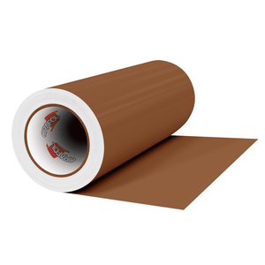 "Crafter's Vinyl Supply Cut Vinyl 12"" x 1 Yard ORACAL® 631 Vinyl - 801 Clay Brown - Matte Finish by Crafters Vinyl Supply"
