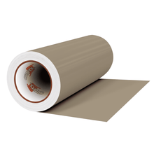 "Load image into Gallery viewer, Crafter's Vinyl Supply Cut Vinyl 12"" x 1 Yard ORACAL® 631 Vinyl - 835 Tumbleweed - Matte Finish by Crafters Vinyl Supply"