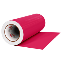 "Load image into Gallery viewer, Crafter's Vinyl Supply Cut vinyl 12"" x 1 Yard ORACAL® 641 Vinyl - 041 Pink - Matte Finish by Crafters Vinyl Supply"