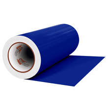 "Load image into Gallery viewer, Crafter's Vinyl Supply Cut vinyl 12"" x 1 Yard ORACAL® 641 Vinyl - 086 Brilliant Blue - Matte Finish by Crafters Vinyl Supply"