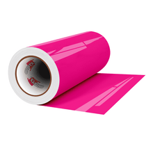 "Load image into Gallery viewer, Crafter's Vinyl Supply Cut Vinyl 12"" x 1 Yard ORACAL® 6510 Vinyl - 046 Pink by Crafters Vinyl Supply"