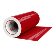 "Load image into Gallery viewer, Crafter's Vinyl Supply Cut Vinyl 12"" x 1 Yard ORACAL® 8300 Vinyl - 031 Red by Crafters Vinyl Supply"