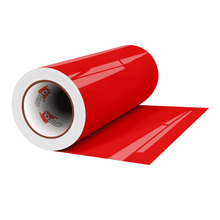 "Load image into Gallery viewer, Crafter's Vinyl Supply Cut Vinyl 12"" x 1 Yard ORACAL® 8300 Vinyl - 032 Light Red by Crafters Vinyl Supply"