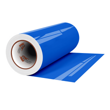 "Load image into Gallery viewer, Crafter's Vinyl Supply Cut Vinyl 12"" x 1 Yard ORACAL® 8300 Vinyl - 049 King Blue by Crafters Vinyl Supply"