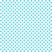 "Load image into Gallery viewer, Crafter's Vinyl Supply Cut Vinyl 12"" x 15"" Siser EasyPattern Polka Dots Blue by Crafters Vinyl Supply"