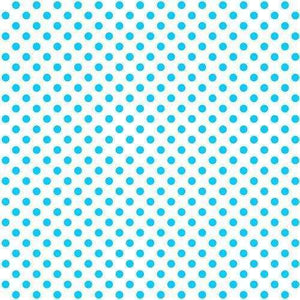 "Crafter's Vinyl Supply Cut Vinyl 12"" x 15"" Siser EasyPattern Polka Dots Blue by Crafters Vinyl Supply"