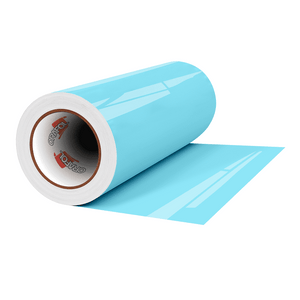 "Crafter's Vinyl Supply Cut Vinyl 12"" x 1 Yard ORACAL® 8300 Vinyl - 056 Ice Blue by Crafters Vinyl Supply"