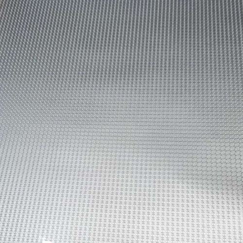 "Crafter's Vinyl Supply Cut Vinyl 15"" x 12"" Siser EasyWeed Electric Silver Lens by Crafters Vinyl Supply"