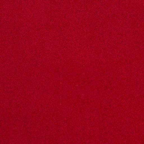 "Crafter's Vinyl Supply Cut Vinyl 15"" x 12"" Siser Stripflock Red by Crafters Vinyl Supply"