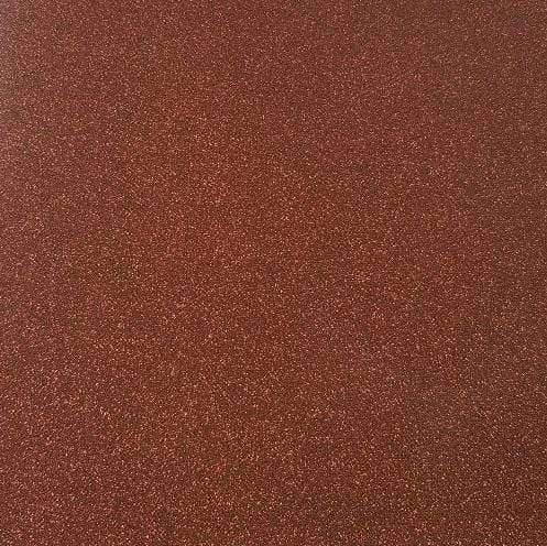 "Crafter's Vinyl Supply Cut Vinyl 20"" x 12"" Siser Glitter Bronze by Crafters Vinyl Supply"