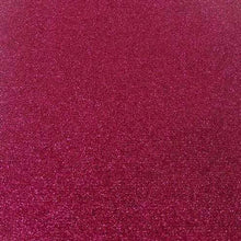 "Load image into Gallery viewer, Crafter's Vinyl Supply Cut Vinyl 20"" x 12"" Siser Glitter Cherry by Crafters Vinyl Supply"