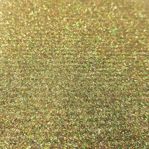 "Crafter's Vinyl Supply Cut Vinyl 20"" x 12"" Siser Glitter Gold Confetti by Crafters Vinyl Supply"