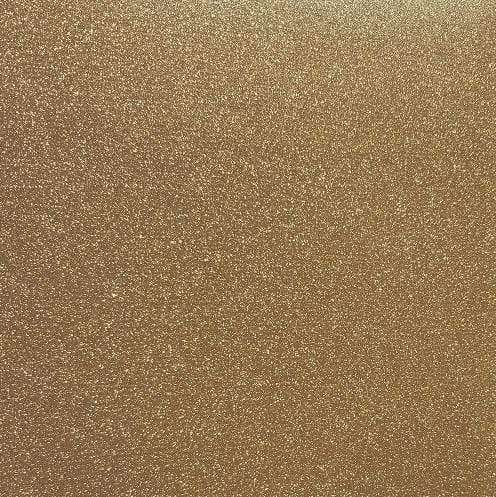 "Crafter's Vinyl Supply Cut Vinyl 20"" x 12"" Siser Glitter Old Gold by Crafters Vinyl Supply"
