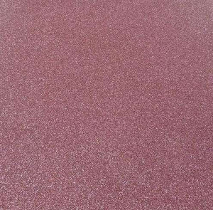 "Crafter's Vinyl Supply Cut Vinyl 20"" x 12"" Siser Glitter Rose Gold by Crafters Vinyl Supply"